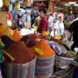 Spice street market — Stock Photo