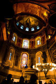 Hagia Sophia apse — Stock Photo