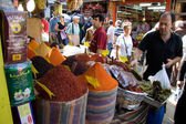 Spice street market — Stock Photo