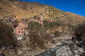 Setti Fatma village — Stock Photo