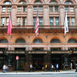 Carnegie Hall facade — Stock Photo #41496017