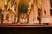 Riverside church — Stock Photo