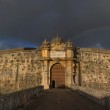 Entrance of Fort of Grace, Elvas, Portugal — Stock Photo #42181239