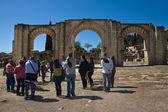 Visiting Medina Azahara — Stock fotografie