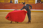 Bullfighter — Stock Photo
