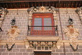 Granada balcony — Stock Photo