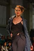 Jean coat — Zdjęcie stockowe