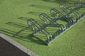 Urban bike park — Stock Photo