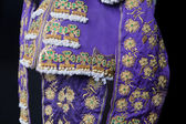 Costums of a bullfighter — Foto Stock