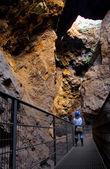 Jayona mine galleries — Stock Photo