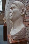 Bust sculpture portrait — Stock Photo
