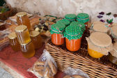 Traditional wares in La Alcarria — Stock Photo