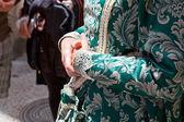 Ducal Festival of Pastrana — Stock Photo