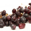 Black grape — Stock Photo