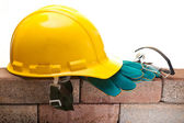 Trabajos de construcción — Foto de Stock