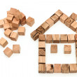 Stock Photo: Build your house