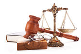 Litigation — Stock Photo
