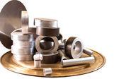 Aluminum products — Zdjęcie stockowe