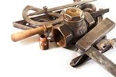 Old metal tool — Stock Photo