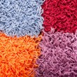 Stock Photo: Carpet squares
