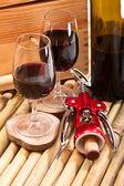 This red wine — Stock Photo