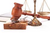 Civil law — Stock Photo