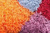 Carpeted floor — Stock Photo