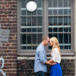 Young Happy Couple — Stock fotografie