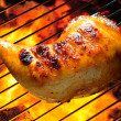 Grilled chicken — Stock Photo #31381845