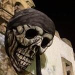 Skull — Stock Photo #34875505