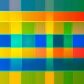 Geometrik çok renkli vektör arka plan — Stok Vektör