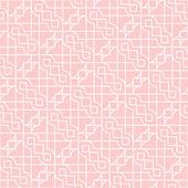 Vetor abstrato geométrico com ornamentos étnicos — Vetor de Stock