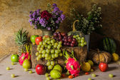 Still life with Fruits. — Foto Stock