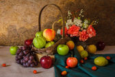 Meyve ile natürmort. — Stok fotoğraf