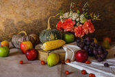 Still life with Fruits. — Stock Photo