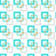 Abstract seamless pattern. — Stockvektor