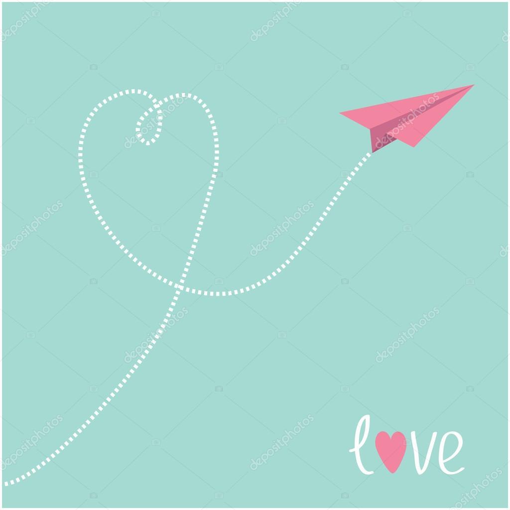 paper plane stock illustration - photo #43