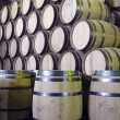 Wine Barrels — Stock Photo #36043073