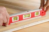 Level Carpentry — Stock Photo