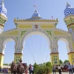 April Fair in Seville — Stock Photo #46090381