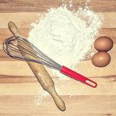 Pastry utensils — Stock Photo