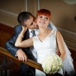 Beautiful Wedding Portraits — Stock Photo