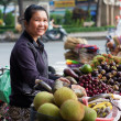 Fruit vendor — Stock Photo #36061019