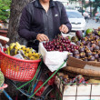 Fruit vendor — Stock Photo #36061049
