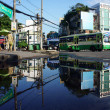 Cityscape reflect on water — Stock Photo #36064911