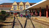 Da lat ancient station in Viet nam — Stock Photo