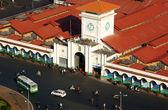 Ben Thanh market, Ho Chi Minh city, Viet nam — Stock Photo