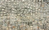 Solidní zázemí, kamenná zeď — Stock fotografie