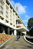 Independence Palace, Ho Chi Minh — Stock Photo