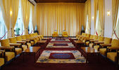 Independence Palace interior, Ho Chi Minh — Stock Photo